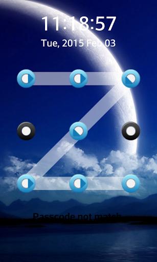 Lock screen screenshot 6