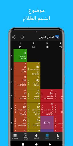 كيمياء 8 تصوير الشاشة