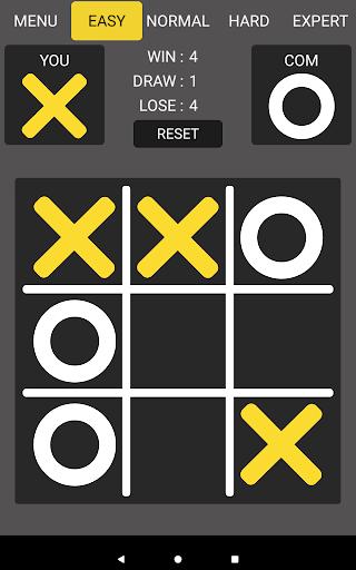 Tic Tac Toe : Noughts and Crosses, OX, XO screenshot 13
