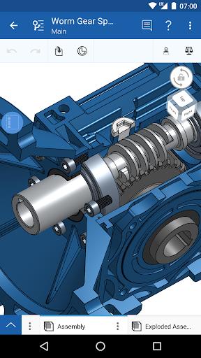 Onshape 3D CAD screenshot 2