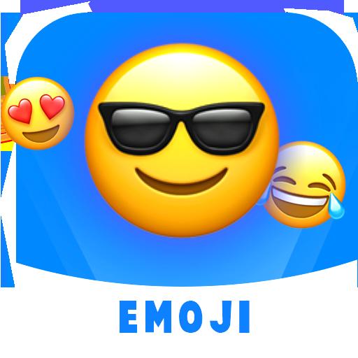 New Emoji 2020 - Wallpaper&GIF&Sticker for FREE أيقونة