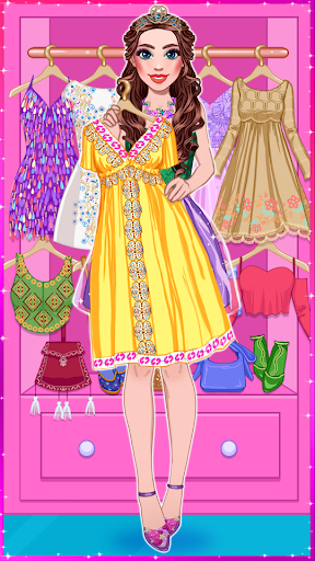 Sophie Fashionista - Dress Up Game screenshot 2