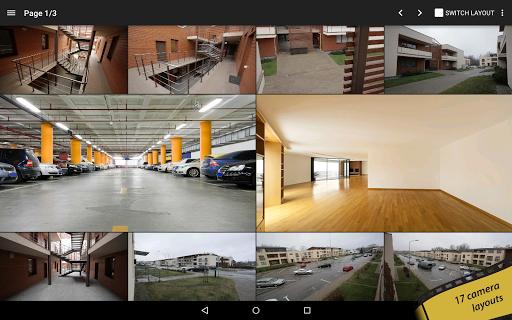 tinyCam Monitor FREE - IP camera viewer screenshot 8