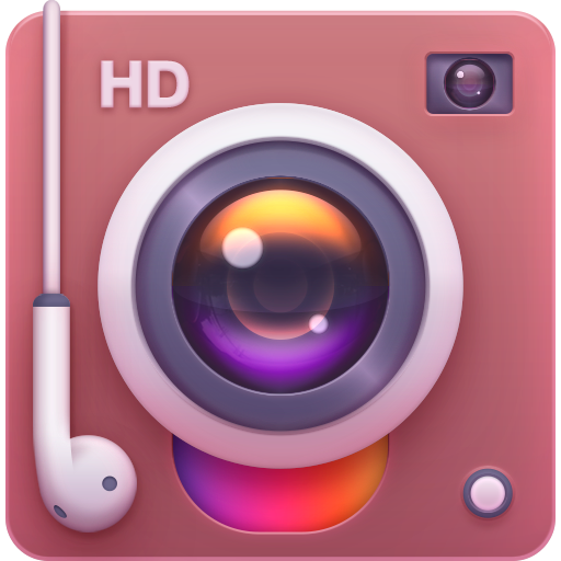Photo Camera HD for Instagram أيقونة