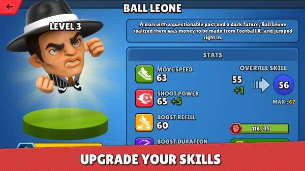 Football X – Online Multiplayer Football Game screenshot 6