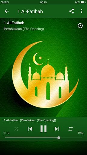 Al Quran Pashto Translation screenshot 6