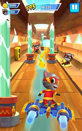 Talking Tom Hero Dash - Run Game screenshot 15