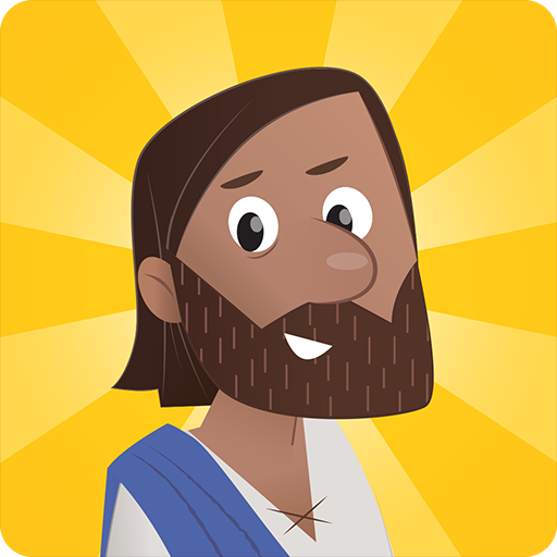 Bible App for Kids: Audio & Interactive Stories icon
