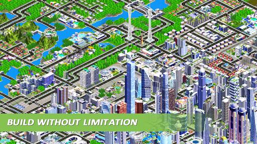 Designer City: building game screenshot 7