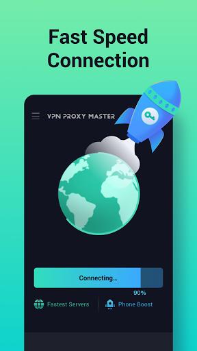VPN Proxy Master - free unblock VPN & security VPN screenshot 1