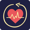 Quick Heart Rate Monitor أيقونة