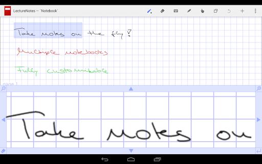 LectureNotes (Trial Version) screenshot 7