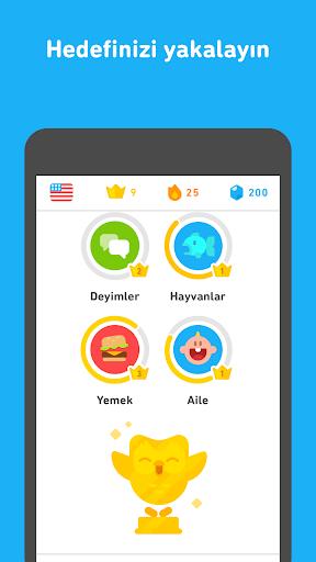 Duolingo'yla Bedava İngilizce screenshot 5