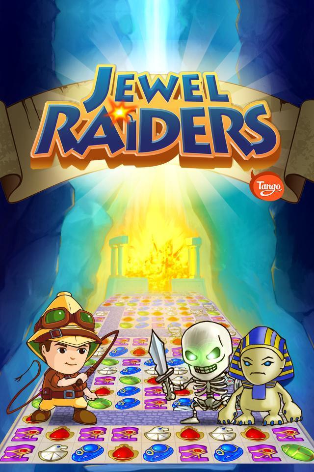 Jewel Raiders for TANGO 1 تصوير الشاشة