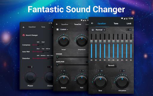 Pemutar musik - MP3 Pemain & 10 Band Equalizer screenshot 11