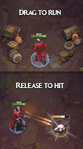 Monster Killer Pro - Assassin, Archer Hero Shooter screenshot 1
