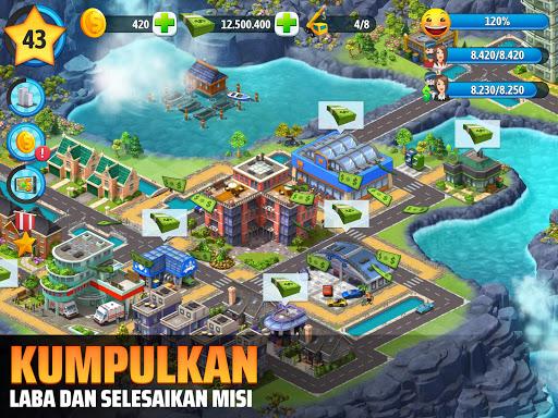 City Island 5 - Tycoon Building Offline Sim Game screenshot 20