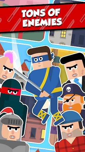 Mr Ninja - Slicey Puzzles screenshot 3