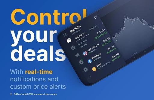 IQ Option – Online Investing Platform скриншот 1