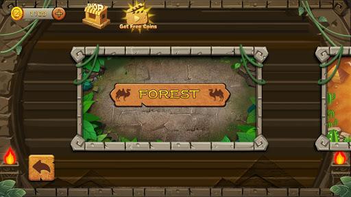 Jungle Marble Blast screenshot 3