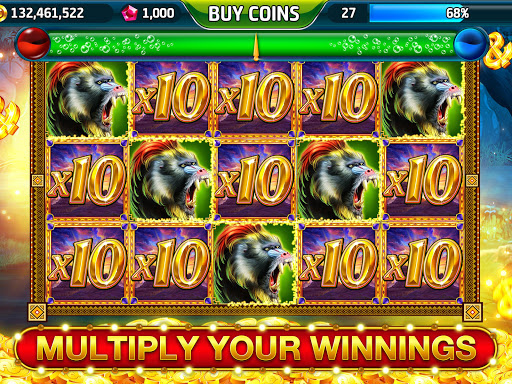 Ape About Slots NEW Vegas Casino Slot Machine Free 12 تصوير الشاشة
