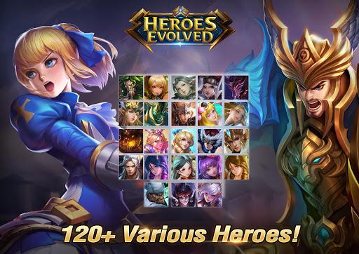 Heroes Evolved screenshot 11