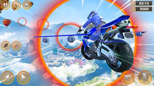 Mega Ramp Impossible Tracks Stunt Bike Rider Games screenshot 6