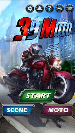 AE 3D MOTOR :Racing Games Free 8 تصوير الشاشة