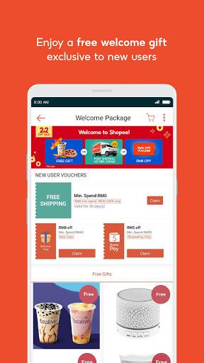 Shopee 2.2 CNY Sale скриншот 8