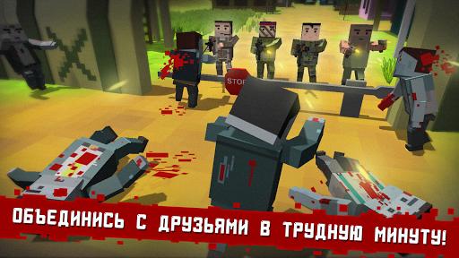 CUBE Z (Pixel Zombies) скриншот 4
