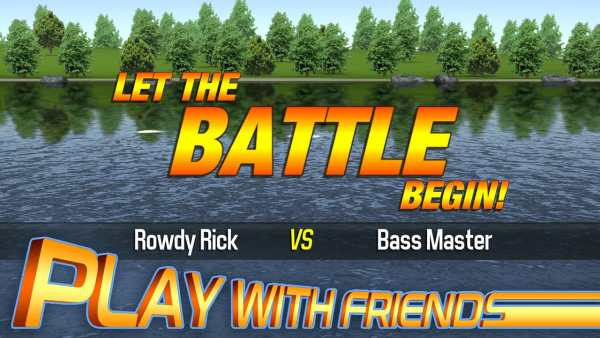 Master Bass Angler: Free Fishing Game screenshot 11