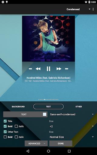 Poweramp Music Player (Trial) screenshot 15
