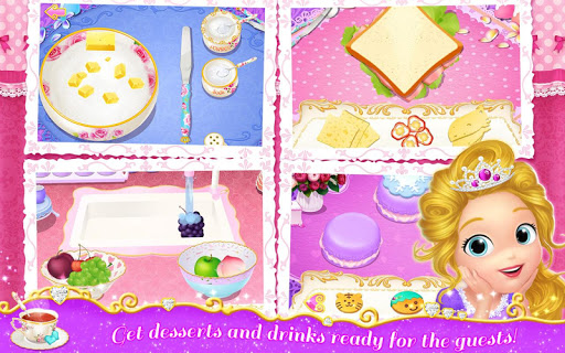 Princess Libby: Tea Party screenshot 3