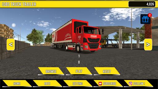 IDBS Truck Trailer screenshot 8