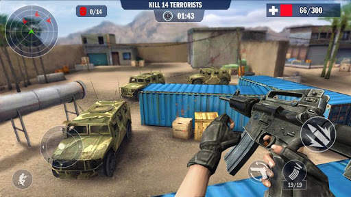 Counter Terrorist स्क्रीनशॉट 6