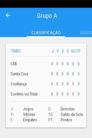 Brasileirão 2020 - Futebol screenshot 6