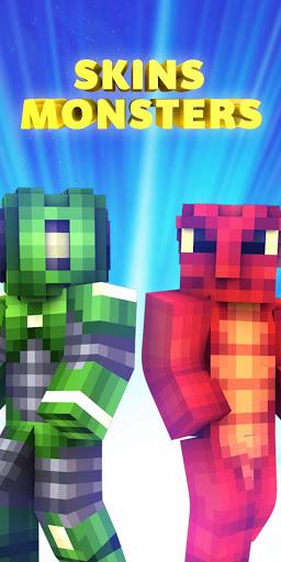 Skins for Minecraft PE screenshot 4