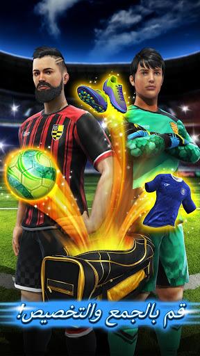 Football Strike - Multiplayer Soccer 4 تصوير الشاشة