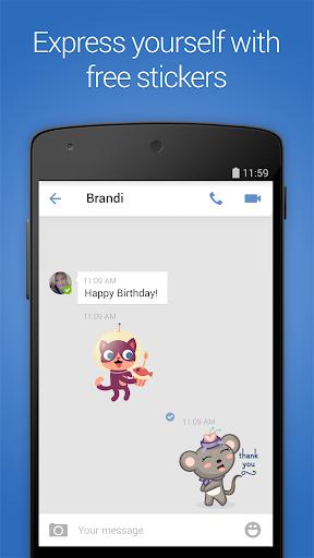 imo free HD video calls and chat screenshot 2