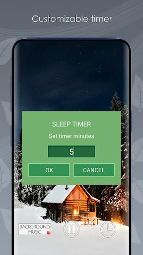 أصوات الطبيعة للاسترخاء والنوم 2 تصوير الشاشة