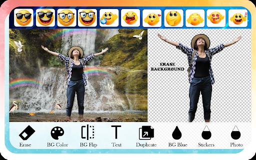 Waterfall Photo Editor and Photo Frames screenshot 3