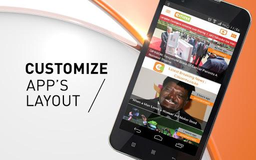 Citizen News screenshot 2