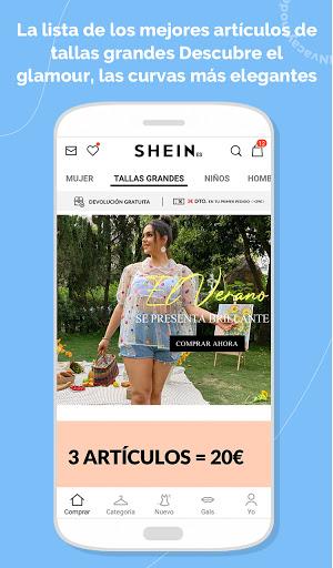SHEIN - Las tendencias más calientes & de moda screenshot 7