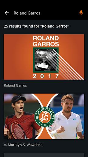 Tennis Channel 3 تصوير الشاشة