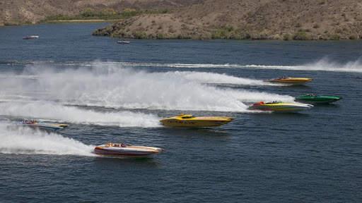 Speed Boat Racing Wallpaper screenshot 6