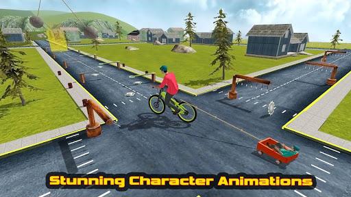 Moto Bike Attack Racing screenshot 5