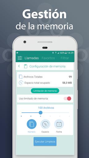 Call Recorder - Grabador de llamadas gratis screenshot 8