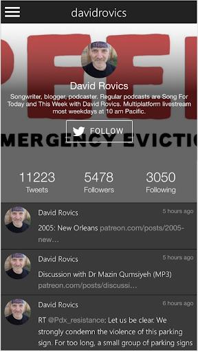 David Rovics screenshot 5