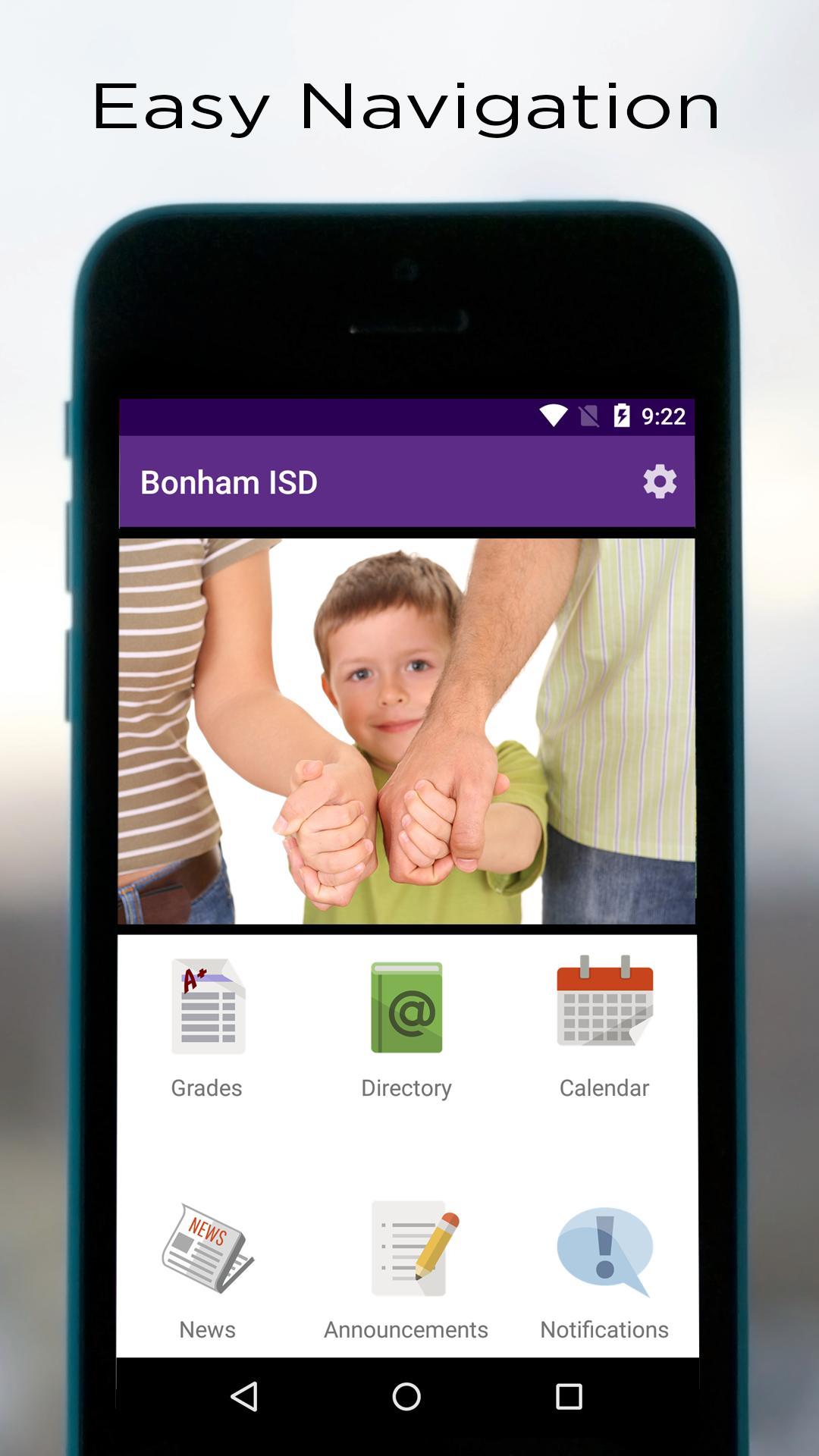 Bonham ISD 2 تصوير الشاشة