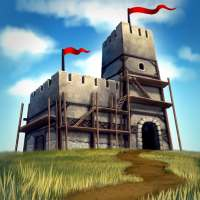 Lords & Knights - Medieval Building Strategy MMO on 9Apps